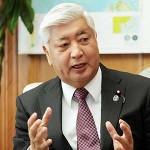 Minister of Defense Gen Nakatani