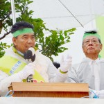「オール沖縄」の敗北、宜野湾市長選で翁長知事錯乱