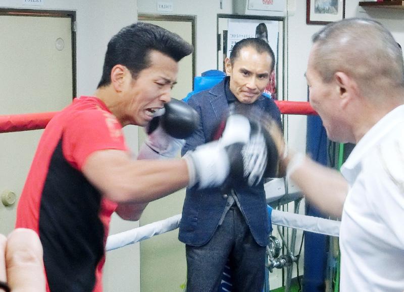スーパーバンタム級の和気慎吾「KOで勝ちたい」