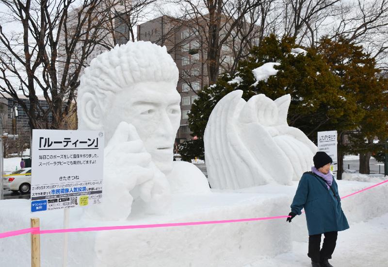雪と氷の祭典「第67回さっぽろ雪まつり」開幕