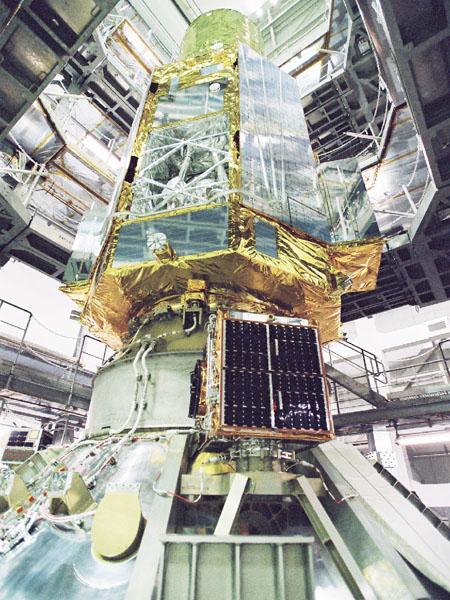 X線天文衛星「アストロH」、12日夕に打ち上げ
