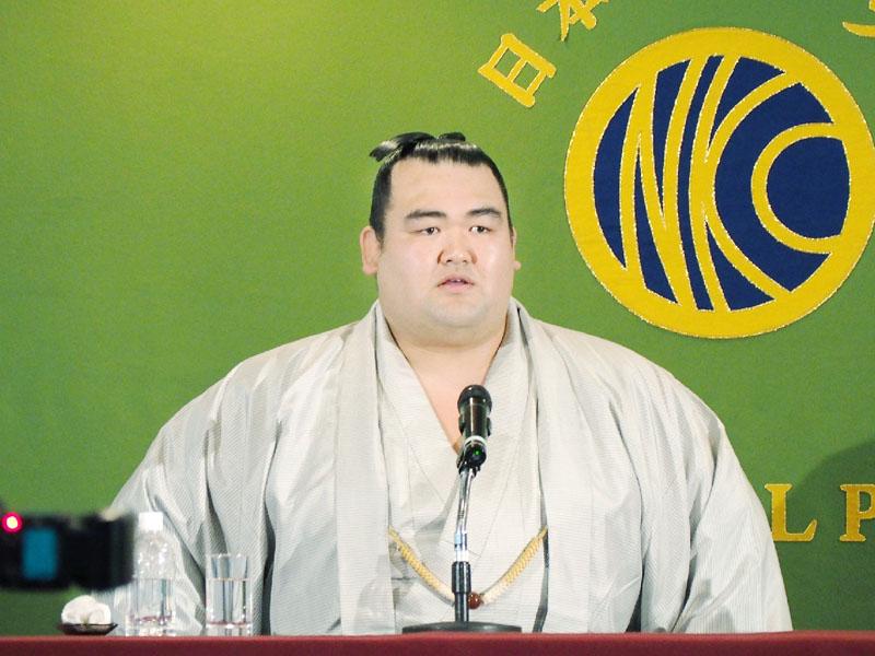 初優勝の大関琴奨菊が外国勢の強さを分析