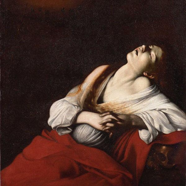 「法悦のマグダラのマリア」、世界初公開