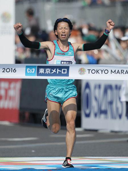 高宮祐樹、東京マラソンで日本勢最高の8位