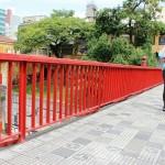 有名な大阪橋