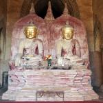 路傍の地蔵様にも似た仏像
