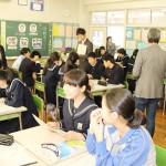 「特別の教科 道徳」の公開授業