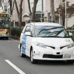 「ロボットタクシー」が28キロを無事故で走行