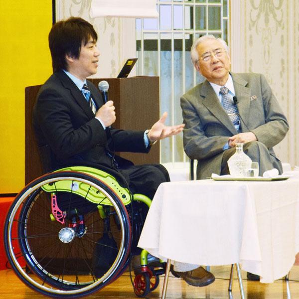 障害者スポーツの用具で技術革新、選手に格差も