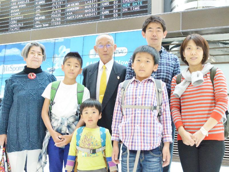 75歳の君原健二さん「家族の前で完走したい」