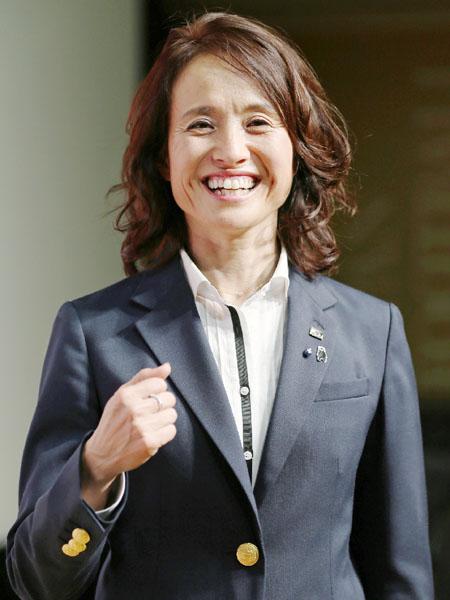 なでしこJ新監督に女性初で高倉麻子氏就任