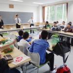 秋田県がタイと教師・生徒が相互交流