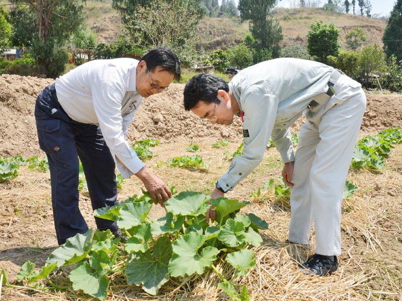 日・ブータンの交流は半世紀、農業通じ親善