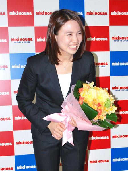 31歳卓球女子の平野早矢香、引き際りりしく
