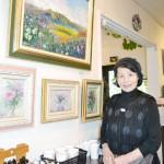 阿蘇移住の芸術家、創作への思いは揺るがず