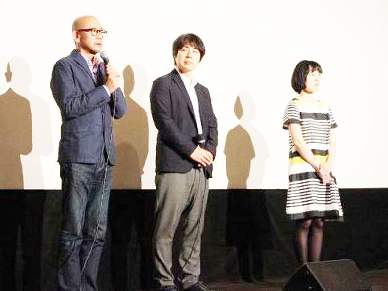 「サンマとカタール」の上映、仙台市で開始