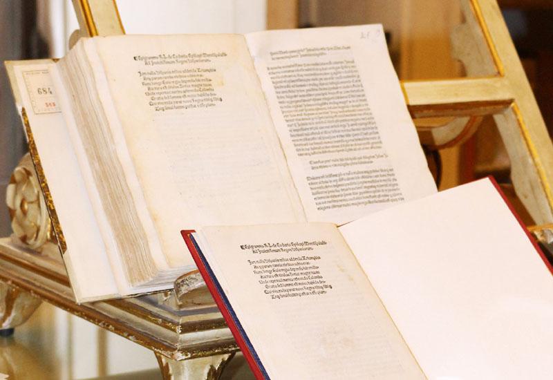 コロンブスの手紙が戻る、伊で盗難後米で発見