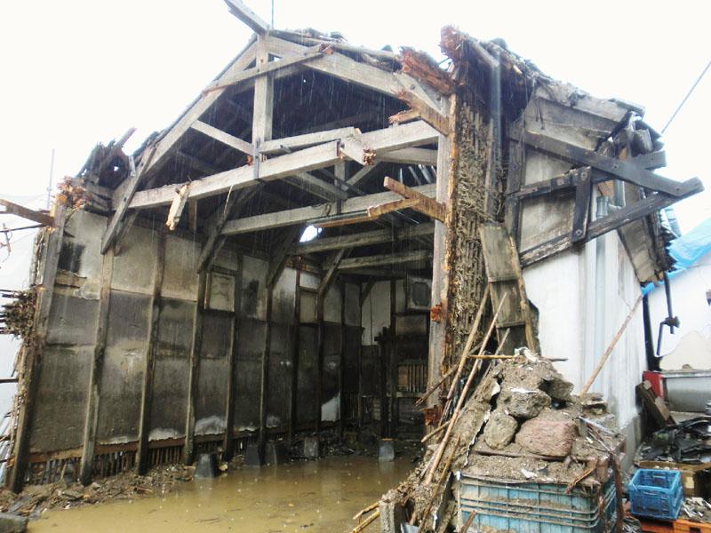酒蔵損壊、「熊本の清酒文化を守れ」が合言葉