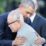 オバマ大統領広島訪問、核廃絶への「決意感じた」