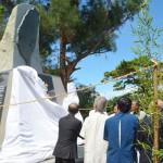 沖縄戦から71年、沖縄県平和祈念公園に「台湾の塔」が完成