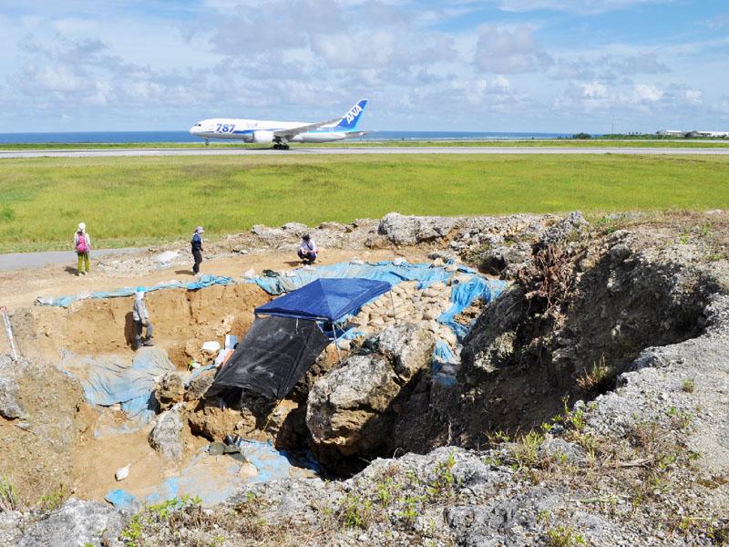 沖縄県・石垣島の旧石器遺跡、東アジア最大級か