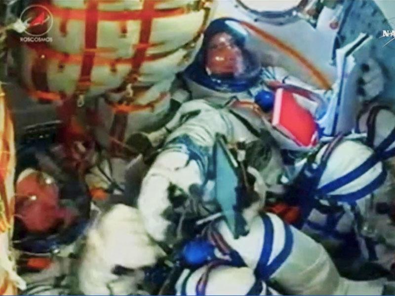大西卓哉さん「名誉なこと」、新型ソユーズに搭乗