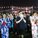 マレーシアで盆踊り、3万5000人超が参加