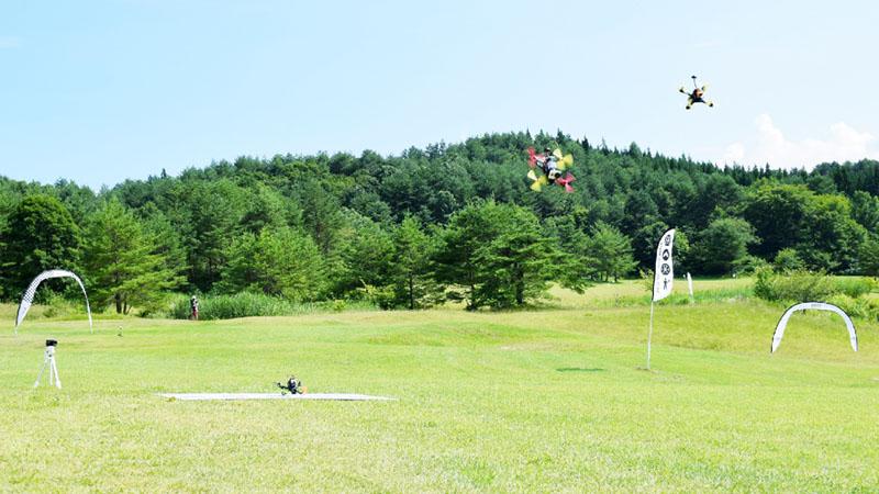 「ドローンアジア杯」、秋田県仙北市で開催