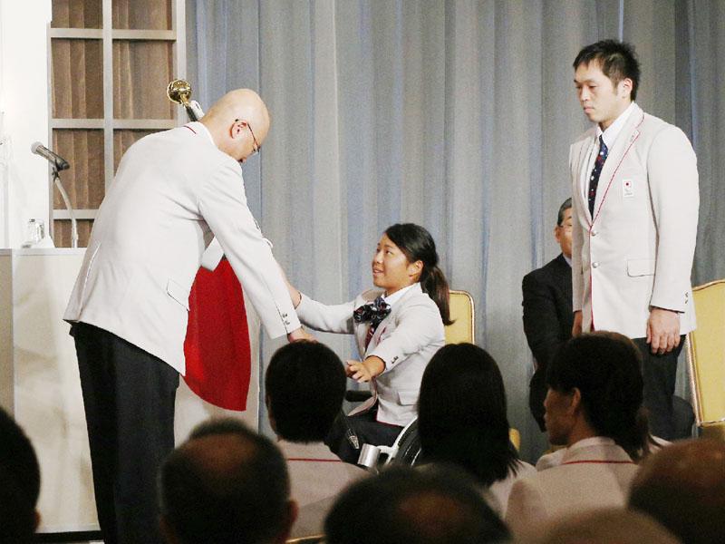 「金メダル10個が目標、東京大会につなげる」