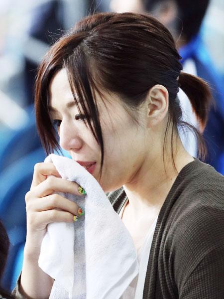 海老沼匡選手の妻香菜さん「金より価値ある銅」