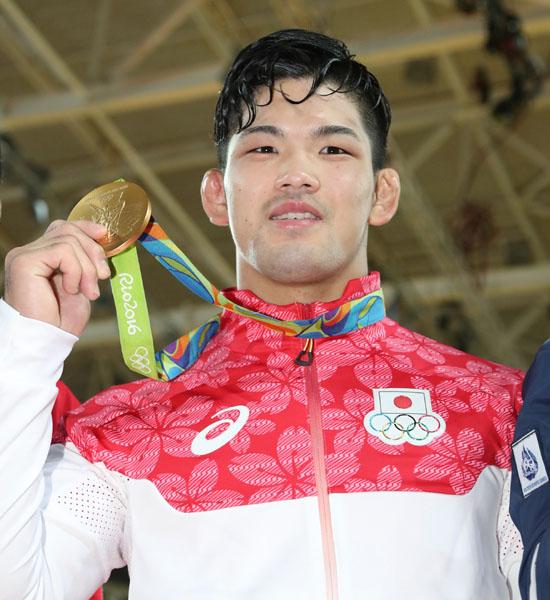 73キロ級の大野将平、日本男子に2大会ぶりの金