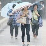 台風10号が岩手から青森を縦断、航空・鉄道に乱れ