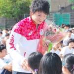 樋口黎、「東京五輪では金メダルを取りたい」