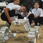 「HAKUTO」、世界初の月面レースへ爆走