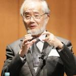 大隅良典さんが記念講演で基礎研究の現状に警鐘