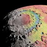 38億年前に直径64キロの小惑星が高速で衝突か