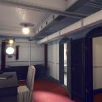 VR戦艦大和 長官私室
