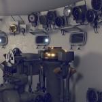 VR戦艦大和 司令塔操舵室