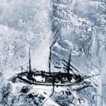20世紀初め、夏の南極海氷域は現代より1割大きい