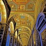 エカテリーナ二世がバチカン宮殿の回廊を再現させた「ラファエロの回廊」-エルミタージュ美術館