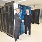 「京」を上回る、国内最高性能の新スパコン完成
