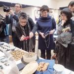 岩手県、地元産の日本酒や調味料などを紹介