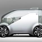 ホンダ、自動運転車「ニューヴィ」を初公開へ