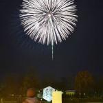 真珠湾攻撃75年、平和を祈り夜空に「白菊」