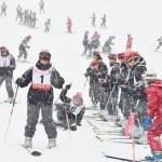 埼玉の中学が福島でスキー教室を6年ぶりに再開