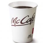 マクドナルド、100円コーヒーをリニューアル