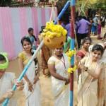 インド・チェンナイの収穫祭「ポンガル」