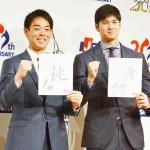 日本ハムの大谷翔平投手、WBCに向け順調