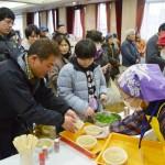 糸魚川大火1ヵ月、復興へ活気「あんこう祭り」
