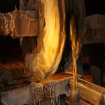 ヴィエリチカ岩塩坑 塩水から塩を汲み出す機械